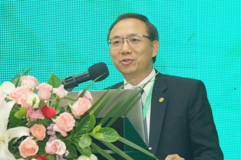 台湾涂料工业同业公会副理事长吕椬境先生