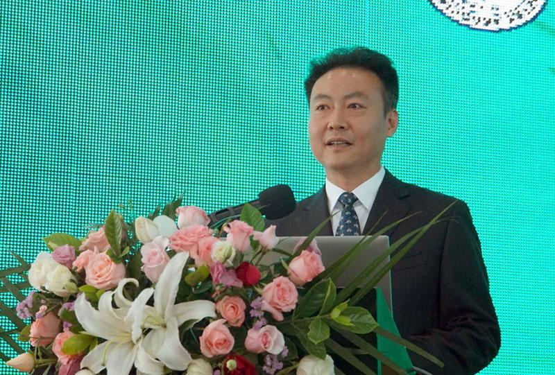 濮阳市市长杨青玖先生
